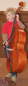 kleiner Bass