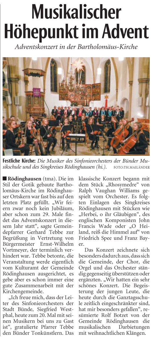 Advent Sinfonieorchester