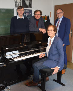 Klavier StiftungWeb